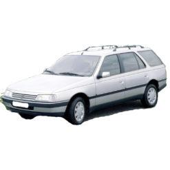 406 Multiplex ab Orga Nr. 09002 Limousine SW / Break Coupe